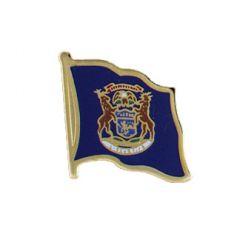 Michigan Lapel Pin
