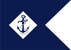 Navy Guidon