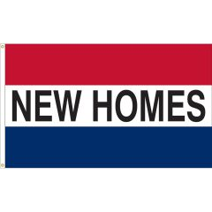 New Homes Message Flag