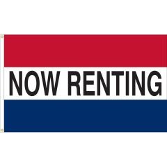 Now Renting Message Flag