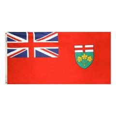 Canadian Province - Ontario Flag