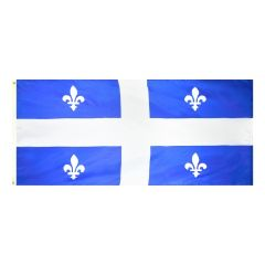 Canadian Province - Quebec Flag