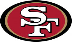 San Francisco Forty Niners 49ers