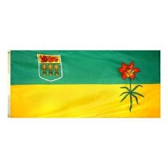 Canadian Province - Saskatachewan Flag