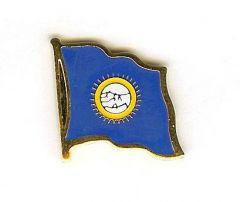 South Dakota Lapel Pin