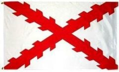 Spanish Cross Flag - Nylon
