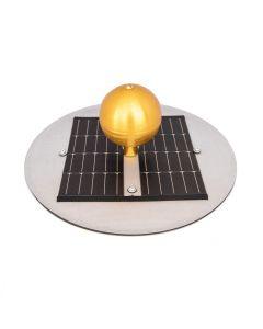 Titan Flagpole Solar Light