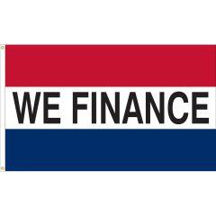 We Finance Message Flag