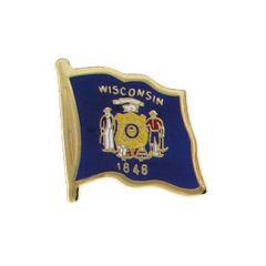 Wisconsin Lapel Pin