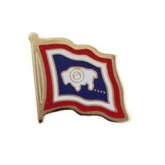 Wyoming Lapel Pin
