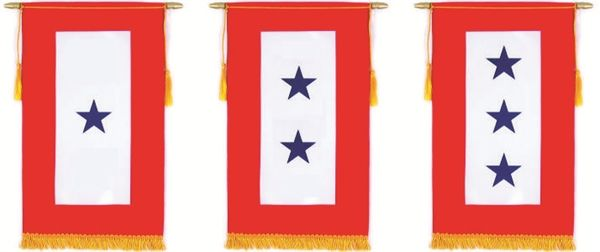 Military Star Service Banner | Blue Star Banner for Sale | Son in ...