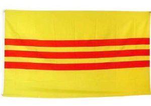 vietnam flagg