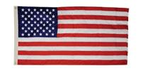 Outdoor U.S Flags